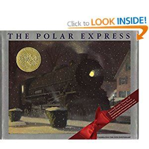 polar express book pictures the polar express chris allsburg 0046442389495
