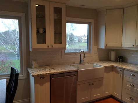 Kitchen Cabinet Facelift by A Refreshing Ikea Facelift For A Canadian Kitchen