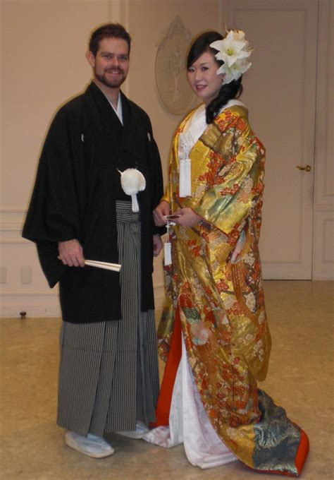 Wedding Attire Japan by Dressed To Thrill Clothes Are Important At Weddings In