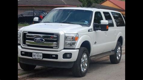 2013 ford excursion 2011 2012 2013 ford excursion
