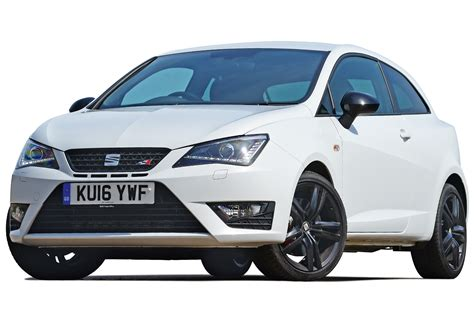 SEAT Ibiza Cupra hatchback review   Carbuyer