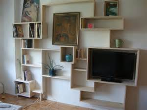 Personalized Bookshelves Custom Made Wall Bookcase By Stornewyork On Etsy
