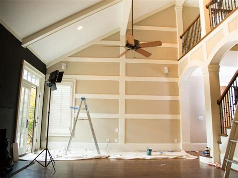 How To Paint Your House Interior Yourself by 11 Tips For Painting A Great Room Hgtv