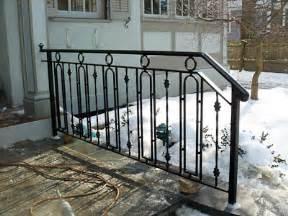r handrail outdoor railing r g wrought iron railing