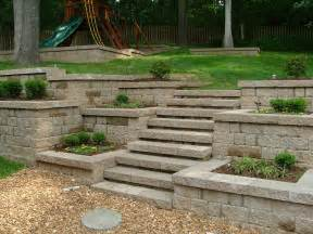 Retaining Wall Retaining Wall Steps Album 2