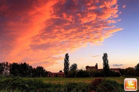 ilmeteo it pavia tramonto da sogno a pavia 187 ilmeteo it