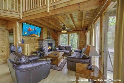 pigeon forge cabin dogwood 1 bedroom sleeps 6 pigeon forge cabin blue heaven 1 bedroom sleeps 6