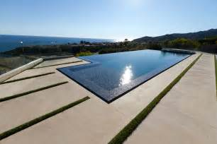 Infinity Edge Pool Pictures Infinity Pools Universal Pool And Spa