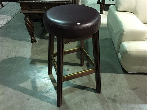 Burgundy Leather Bar Stools by Burgundy Leather Upholstered Bar Stool