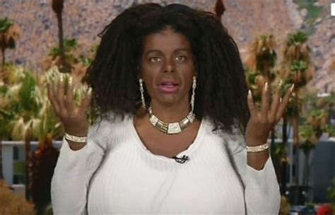 martina big dark skin martina big believes tanning injections turned her black