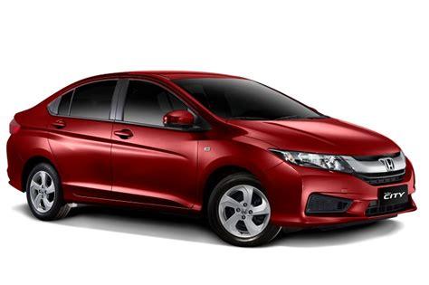 Honda New City E Cvt kotse