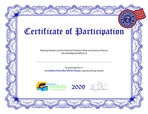 modern sample certificate of recognition free download