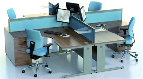 Open Plan Office Desks Open Office Desks Creativity Yvotube