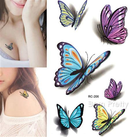 schmetterling 3d 1 39 1 sheet 3d butterfly decals decal