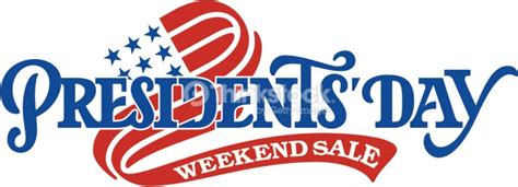 president s day weekend sale heading presidents day weekend sale stars and stripes