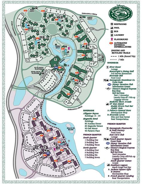 port orleans riverside map walt disney world resort hotels to neverland travel disney vacations