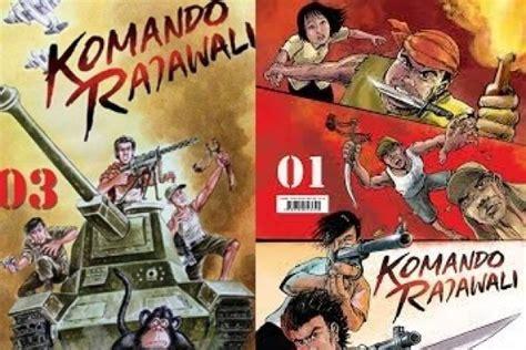 film perjuangan indonesia terbaru 2015 komik quot komando rajawali quot berbasis riset sejarah antara news