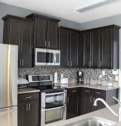wall color for kitchen with grey cabinets 25 great ideas about grey kitchen walls on pinterest
