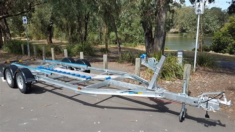c channel boat trailer seatrail 5 8m boat trailer c channel ausmarine ausmarine