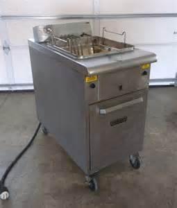 hobart fryer hobart ck 40 2 basket commercial electric fryer ebay