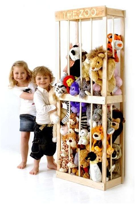 Idee Rangement Peluche by 10 Id 233 Es Pour Ranger Les Jouets Des Enfants Club Mamans