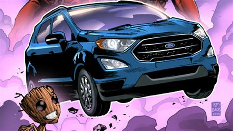 Stargate Origins Sweepstakes - somehow the official vehicle of guardians of the galaxy vol 2 is a ford and not a