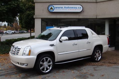 cadillac escalade ext 2007 2007 cadillac escalade ext pictures information and