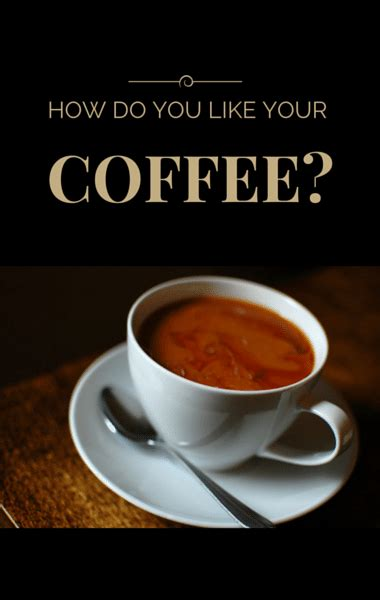 what does your coffee say about you dr oz what does your coffee order say about you