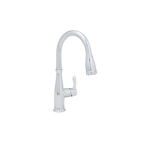 mirabelle mirxcps100 kitchen faucet build