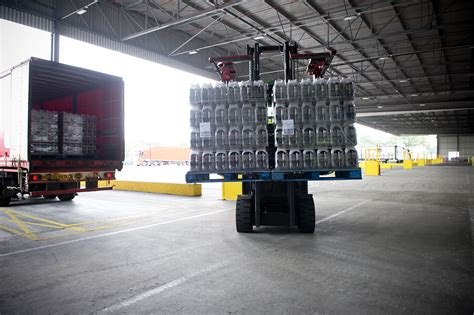 Coca-Cola saves 6 minutes per truck during loading | Zetes A-test Paper