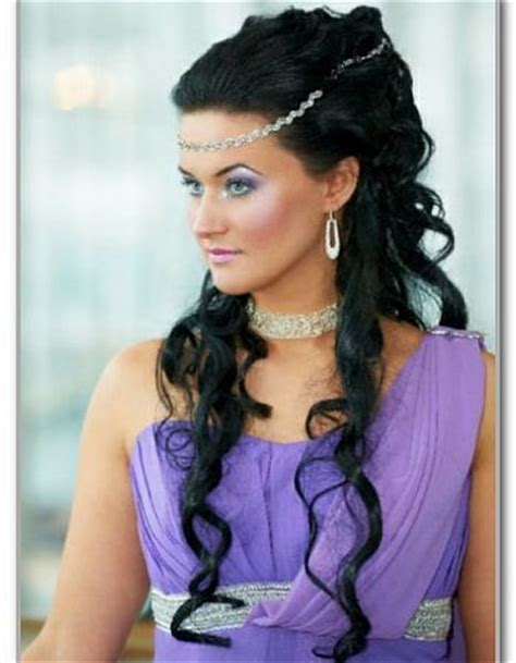 hairstyles for toga party hairstyle for bride ancient greek toga party pinterest