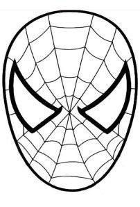 Coloriage Masque Batman Imprimer:   batman   Pinterest