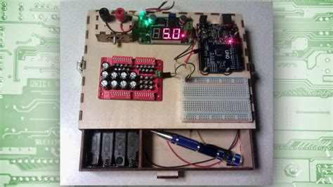 diy projects electronics build this space saving workstation for your diy