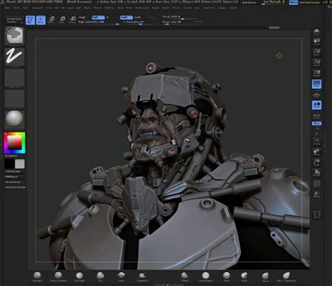 zbrush tutorial robot 17 best images about mech reference on pinterest armors