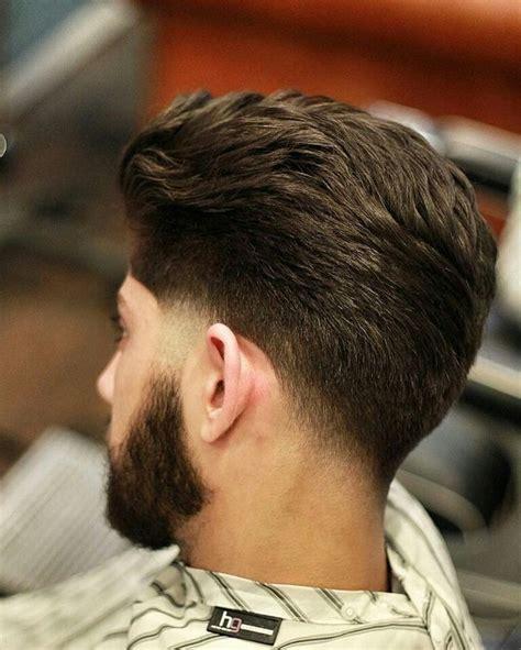 taper beard neckline 14 best the neck taper images on pinterest mens hair