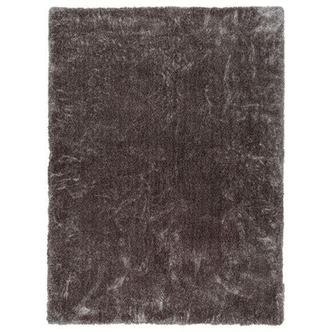 plush grey rug ritz plush rug 1800x2700mm steel grey bunnings warehouse