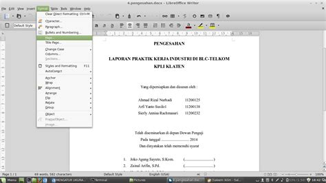 ukuran kertas spasi huruf ukuran huruf dan margin mengatur ukuran kertas spasi dan format margin pada