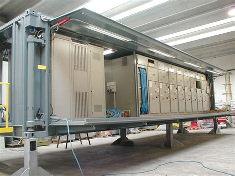 cabina prefabbricata cabine prefabbricate imequadri duestelle s p a