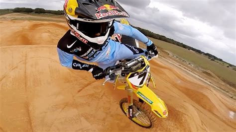 stewart motocross gopro stewart 2014 supercross preparation