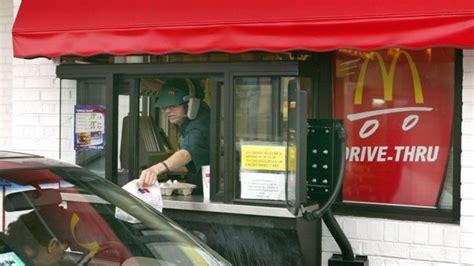 drive thru mcd mcdonald s sued for discrimination over drive thru