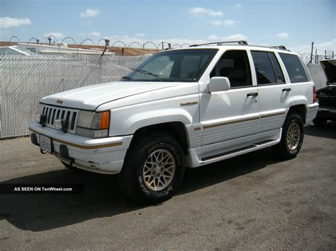1995 jeep grand cherokee grand cherokee 5 2 engine grand free engine image for