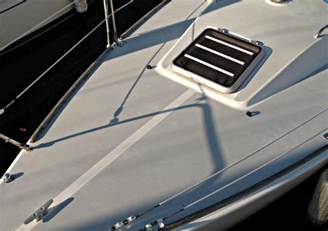 boat deck non skid paint the new non skid boating safety tips tricks thoughts
