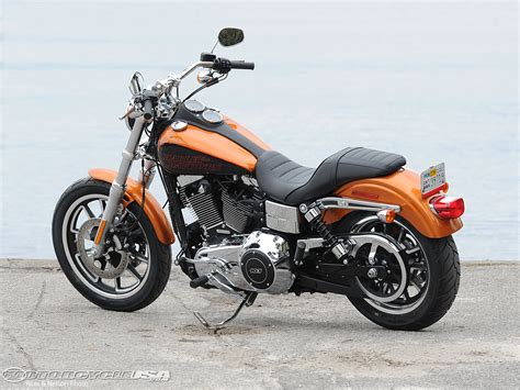low motocross 2014 harley davidson low rider first ride review gearopen