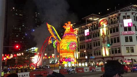 new year singapore chinatown new year 2017 fireworks in chinatown singapore