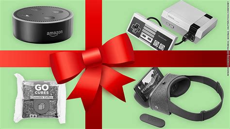 hot tech gifts amazon echo dot 13 hottest tech gifts under 100 cnnmoney