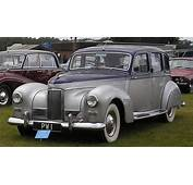 1948 1957 HUMBER Super Snipe/Pullman II IV Specifications