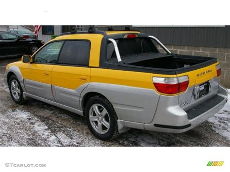yellow subaru baja get last automotive article 2015 lincoln mkc makes its