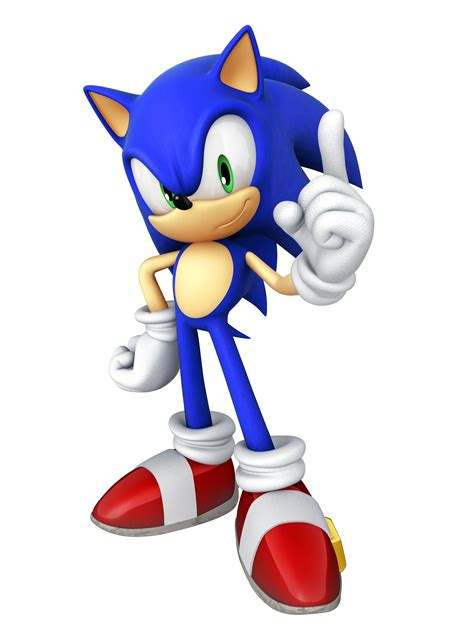 Sonic Png Images | file sonic4 render png sonic retro