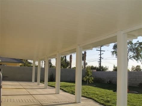 Patio Covers Hesperia Ca Orange County Aluminum Insulated Solid Patio Covers