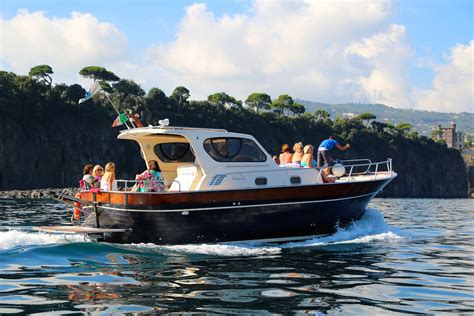 boat tour from sorrento pompeii and mt vesuvius day trip by boat from sorrento